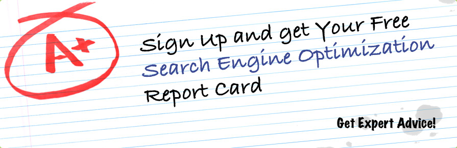 Free SEO Report Card